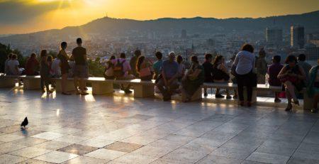 encuesta sobre turismo barcelona